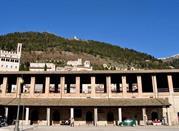 Loggia dei Tiratori XVII  - Gubbio