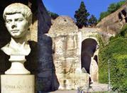 Tombe di Virgilio e Leopardi - Napoli