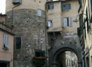 Porta di Borgo - Lucca