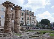 Colonne Doriche Nettuno - Taranto