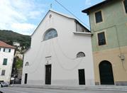 Santuario di Nostra Signora del Boschetto - Camogli