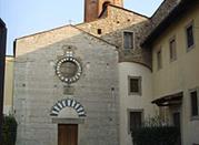 Seminario e Badia di San Fabiano - Prato