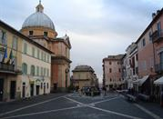 Piazza della Libertà - Castel Gandolfo