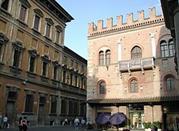 Piazza del Monte - Reggio Emilia