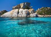 Spiaggia Bassa Trinità - La Maddalena