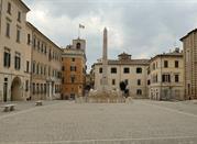 Piazza Federico II - Jesi