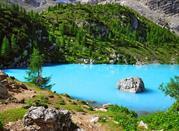 Lago di Sorapiss - Cortina d'Ampezzo