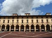 Palazzo delle Logge del Vasari - Arezzo