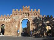 Porta Tufi - Siena