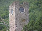 Torre Medievale - Tione Degli Abruzzi