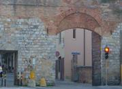 Porta Laterina - Siena
