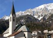 Chiesa della Beata Vergine delle Grazie - Sagron Mis