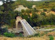 Ponte a Schiena d' Asino - Castel del Rio