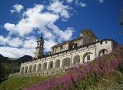 Santuario di S.Magno - Castelmagno