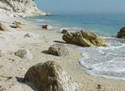 Spiaggia dei Gabbiani - Portonovo Ancona