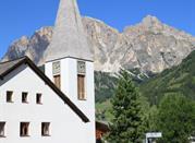 Chiesa di Santa Caterina - Corvara