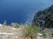 Spiaggia Salto di tiberio - Capri