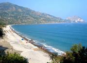 Spiaggia di Sant'Amborgio - Cefalu'