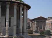 Templi di Portuno e di Ercole - Roma