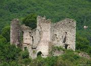 Castello Coderone ruderi - La Spezia