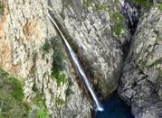 Cascata di Piscina Irgas - Villacidro
