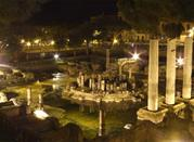 Cuma - zona archeologica greco-romana (VIII sec.a.C) - Pozzuoli