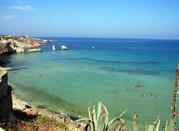 Spiaggia Cala Rossa - Terrasini