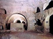 Catacombe S.Giovanni Evangelista - Siracusa