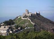 Rocca Minore Diroccato - Assisi