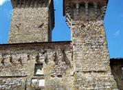 Cassero e Torre Senese - Lucignano