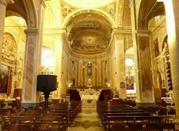 Chiesa dei Santi Giovanni Battista ed Eugenio - Ceriale
