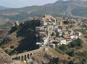 Panorama centro storico - Umbriatico