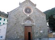 Chiesa di San Lorenzo - Manarola