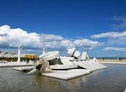 Nave di Cascella  - Pescara