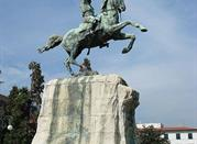 Monumento a Giuseppe Garibaldi - La Spezia