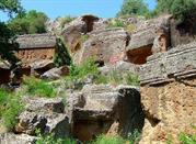 Norchia - Necropoli Rupestre Etrusca - Vetralla