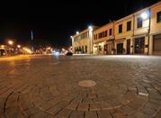 Piazza Ciceruacchio - Cesenatico