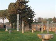 Zona archeologica Ostia Antica - Roma