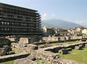 Foro Romano - Aosta