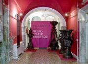 Civico Museo d'Arte Orientale - Trieste