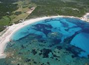 La spiaggia Valle dell'Erica - Santa Teresa di Gallura