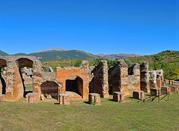 Amiternum - scavi archeologici - L'Aquila