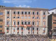 Palazzo Chigi Zondadari il Campo - Siena