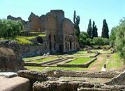 Villa Adriana: Ninfeo - Tivoli