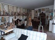La casa-museo dell'artista Ugo Guidi - Forte dei Marmi