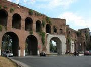 Porta Pinciana - Roma