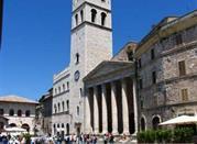 Palazzo del Capitano del Popolo - Assisi