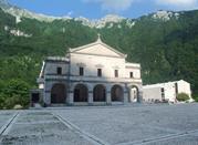 Santuario Madonna di Canneto - Settefrati