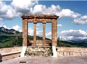 Castello di Sambuca ruderi - Sambuca di Sicilia