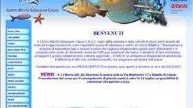 C.A.S.C. Centro Attività Subacquee Caluso - >Caluso